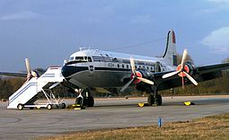 Dutch Dakota Associationin DC-4 Flying Dutchman.