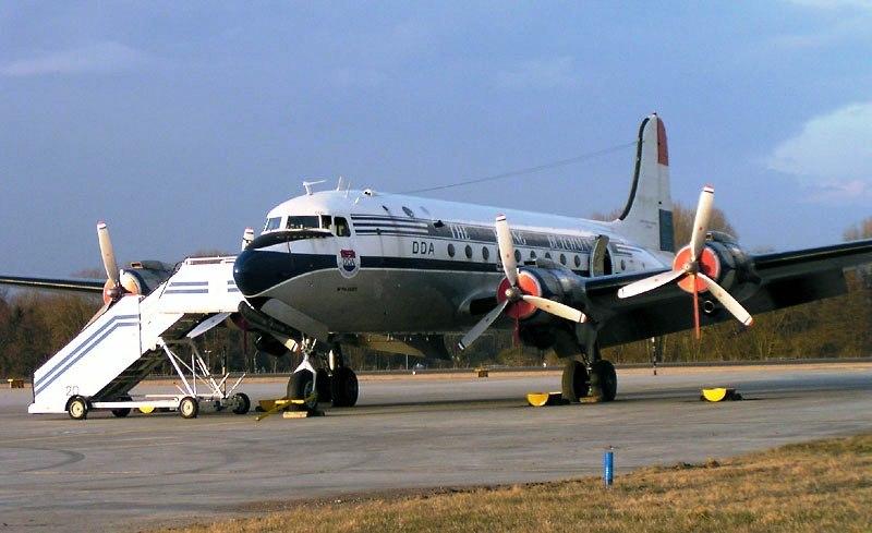Douglas DC-4 Flying Dutchman