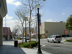 Downey, California - Downtown Downey