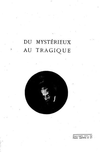 File:Doyle - Du mystérieux au tragique.djvu