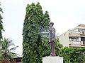 Dr. Jack de Sequeira - Statue at Dona Paula.jpg
