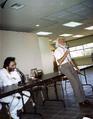Dr. Karl Pribram with Rubén Feldman Gonzalez in UABC Mexicali, 1989.png