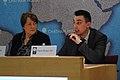 Dr Patricia Lewis, Gavin Shuker MP (8535897367).jpg