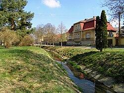 Drahelčice, Radotínský Creek.jpg