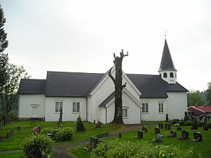 Drangedal - Drangedal Parish Church