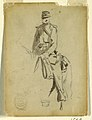 Drawing, Mounted Cavalry Officer, 1862 (CH 18174005).jpg