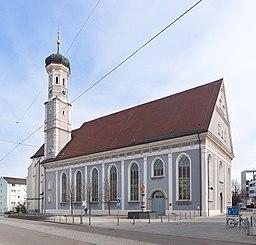 Dreifaltigkeitskirche (Haus der Begegnung) Ulm