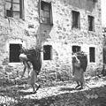 Drva nosijo v koših, Robidišče 1951.jpg