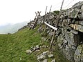 Dry stone wall south of Sergeant's Crag - geograph.org.uk - 930493.jpg