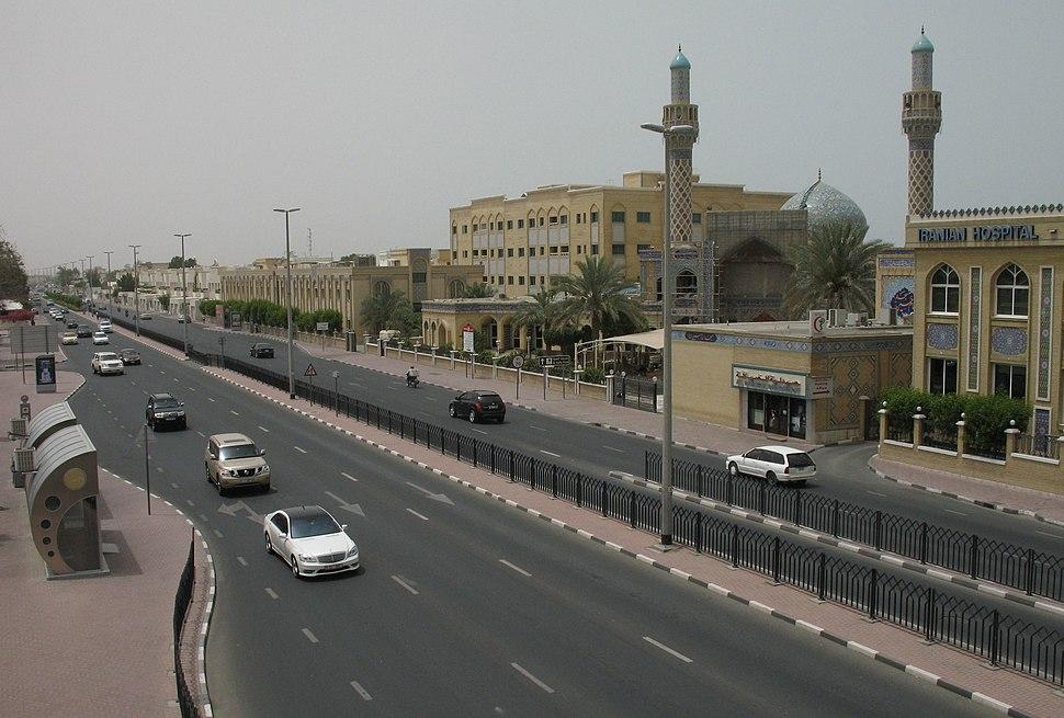 Dubai Al Wasl Rd