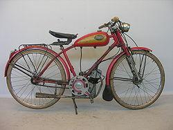 1950 Ducati Vilar Cucciolo