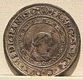 Ducato di milano, francesco I sforza, argento, 1450-1466.JPG