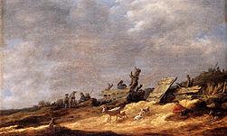 Dune Landscape (1631) Jan van Goyen.jpg