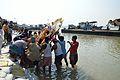 Durga Idol Immersion - Baja Kadamtala Ghat - Kolkata 2012-10-24 1279.JPG