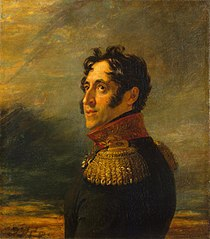 Portrait of Ivan N. Durnovo (1784-1850)