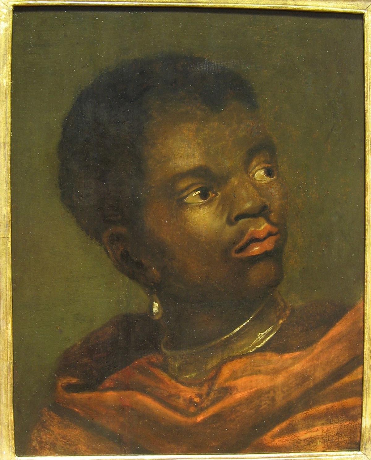 Black Slaves Paints