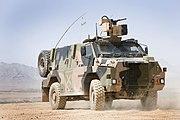 Dutch Bushmaster with remote turret 2008.jpg