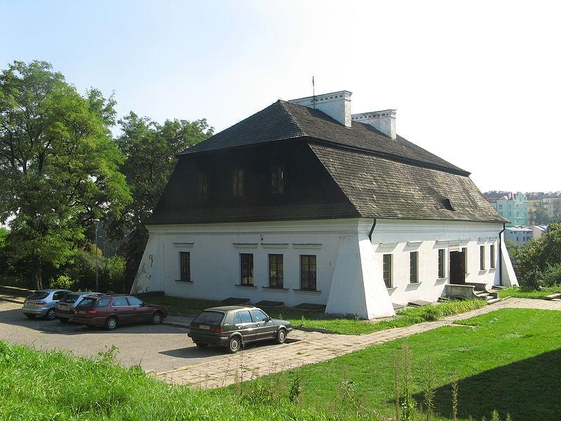 File:Dwór Gorajskich w Lublinie4.jpg