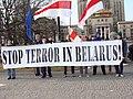 Dzień Solidarności z Białorusią - marzec 2011 5.JPG