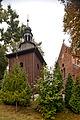 Dzwonnica, kościół parafialny, Zalas A-294 M 01.jpg