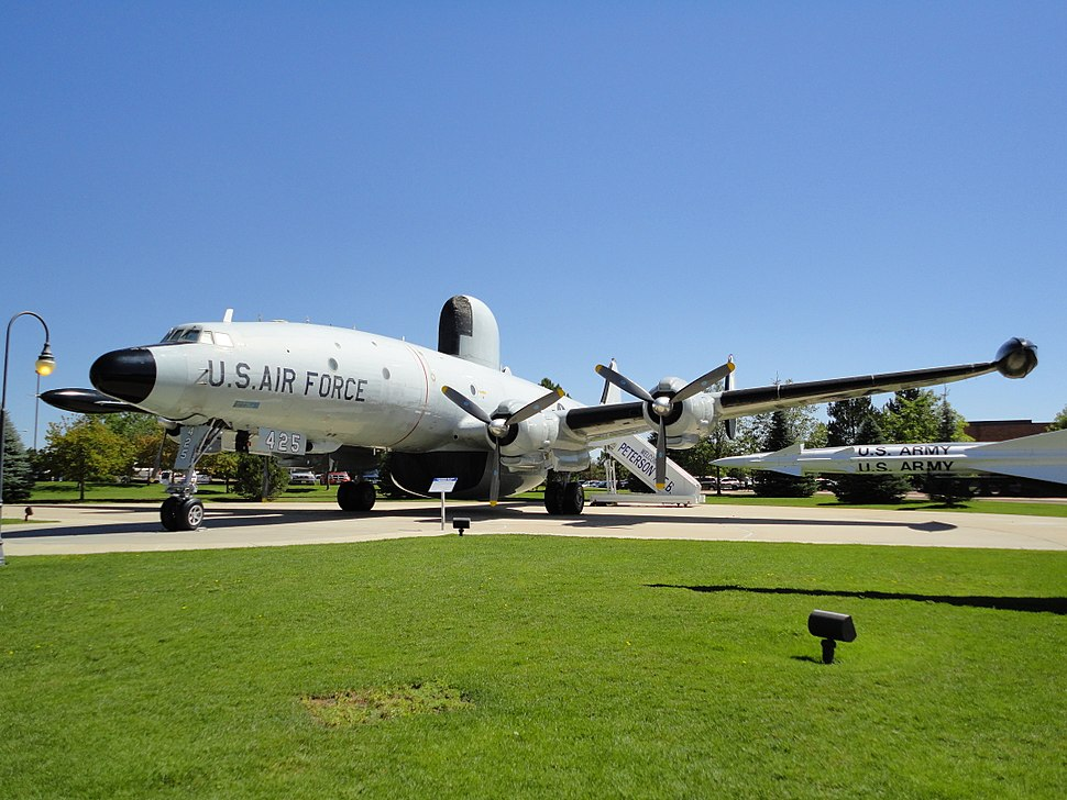 EC-121T at Peterson AFB