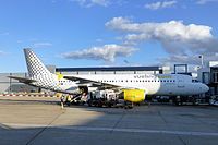 EC-LZZ - A320 - Med-View Airline