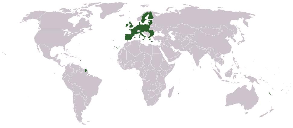 Li Paisi di l'Unioni Europea