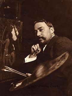 image of Eanger Irving Couse from wikipedia