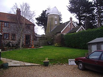 East Runton Windmill - Image: East Runton Mill