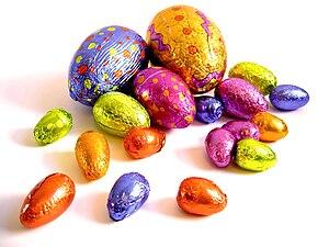 Religious festival - Easter eggs