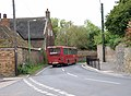 Eastonways bus travelling towards Minster church - geograph.org.uk - 426149.jpg