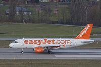 G-EZEG - A319 - EasyJet