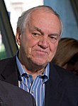 Ed Broadbent, NDP leader