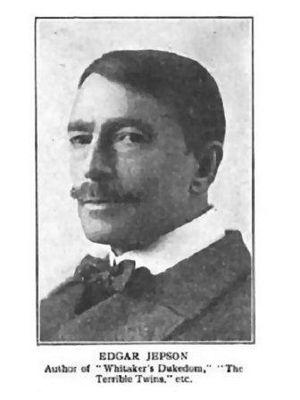 Edgar Jepson - National Magazine, 1915