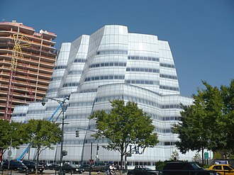 IAC Building - IAC/InterActiveCorp Headquarters Building in New York City (2009)