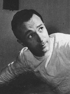 Edoardo Mangiarotti Italian fencer
