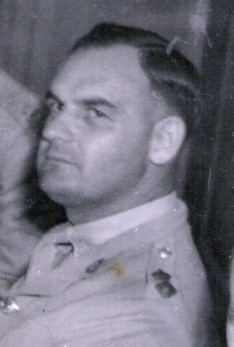 Edward Sayers (doctor) - Image: Edward Sayers in uniform