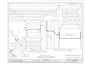 Edward Dexter House, 72 Waterman Street (moved from George Street), Providence, Providence County, RI HABS RI,4-PROV,23- (sheet 32 of 53).png