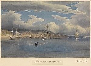 Edward Gennys Fanshawe, Queenstown (Cobh), Ireland, 1856.jpg