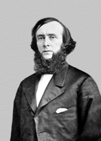 Photo of Attorney General Edwards Pierrepont