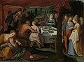 Een avondmaal in een bos; ongeïdentificeerde voorstelling Rijksmuseum SK-A-430.jpeg