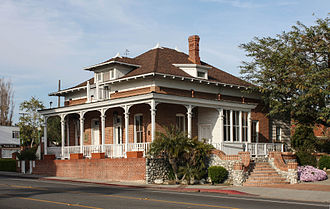 San Juan Capistrano, California - Image: Egan House, San Juan Capistrano