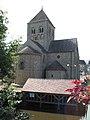 Eglise Notre-Dame sur l'Eau, Quartier Notre-Dame, Domfront, Orne, France 01.JPG