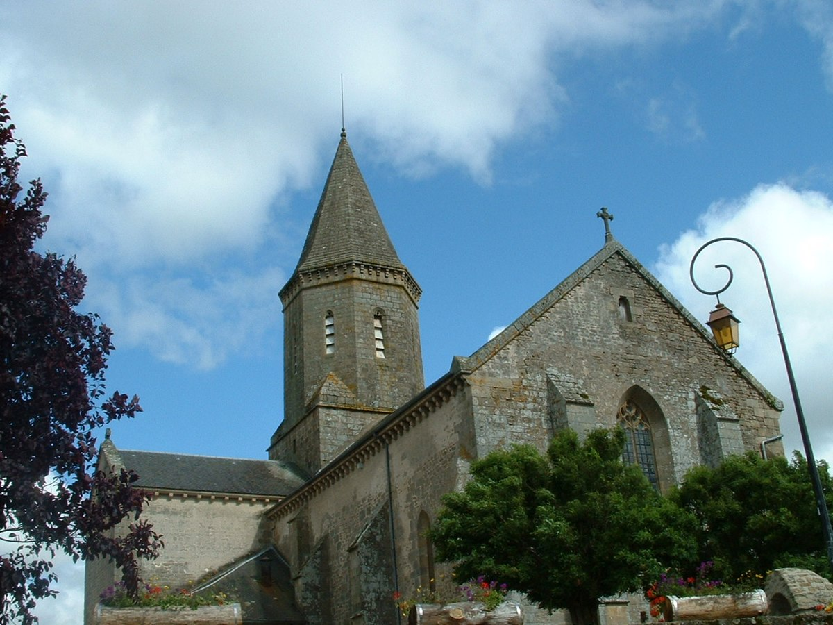 Châteauponsac - Wikipedia