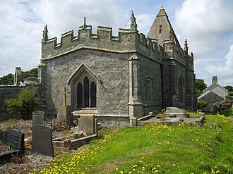 Llaneilian - St Eilian's church