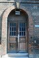 Eichenstraße Arbeiterwohnhäuser Eingang 19.jpg
