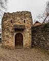 Eisenach Schloßberg Alter Friedhof Stadtbefestigung Storchenturm.jpg