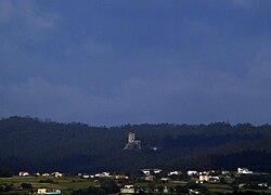 El Castillo de Andrade desde Sada.jpg