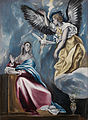 El Greco - The Annunciation - Google Art Project.jpg