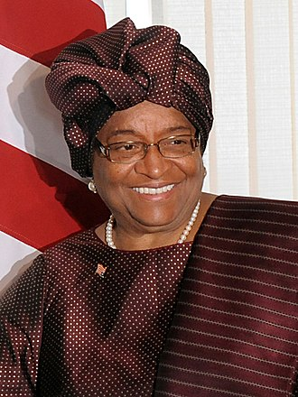2005 Liberian general election - Image: Ellen Johnson Sirleaf, April 2010